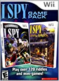 Ultimate I Spy/I Spy Spooky Mansion - Game Pack - Nintendo Wii