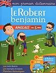 Dictionnaire Le Robert Benjamin Anglais