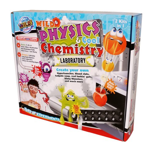 Wild Science Wild Physics And Cool Chemistry front-889411