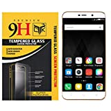 For Coolpad Note 3 LITE - 5 Inch (Pack Of 2) - TGK ELITE 9H Hardness ShatterProof Toughened Tempered Glass Screen...