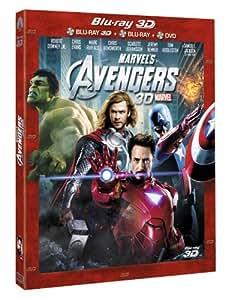 Avengers [Combo Blu-ray 3D + Blu-ray + DVD]