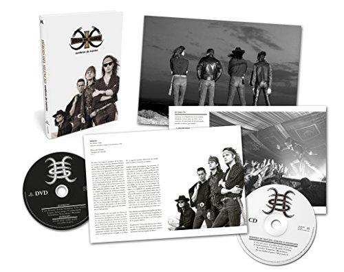 Senderos De Traición - Edición 25 Aniversario (CD Libro + DVD)