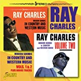 Ray Charles Modern Sounds In Country And Western Music Vols. 1 & 2