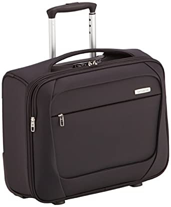 samsonite v7909216 samsonite b lite laptop briefcase with wheels black 17 inch. Black Bedroom Furniture Sets. Home Design Ideas