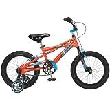 Schwinn Boy's Scorcher 16-Inch Bicycle, Orange