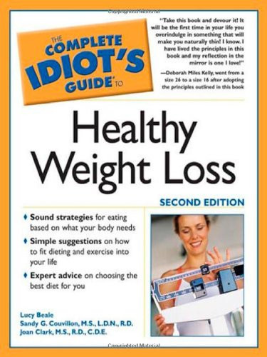 The Complete Idiot'S Guide To Healthy Weight Loss, 2Nd Edition