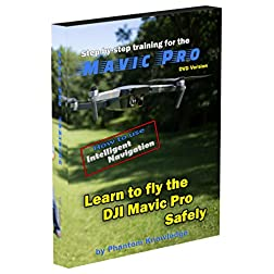 Mavic Pro Training on DVD