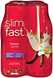 SlimFast French Vanilla Ready To Drink Shakes, 4 Count