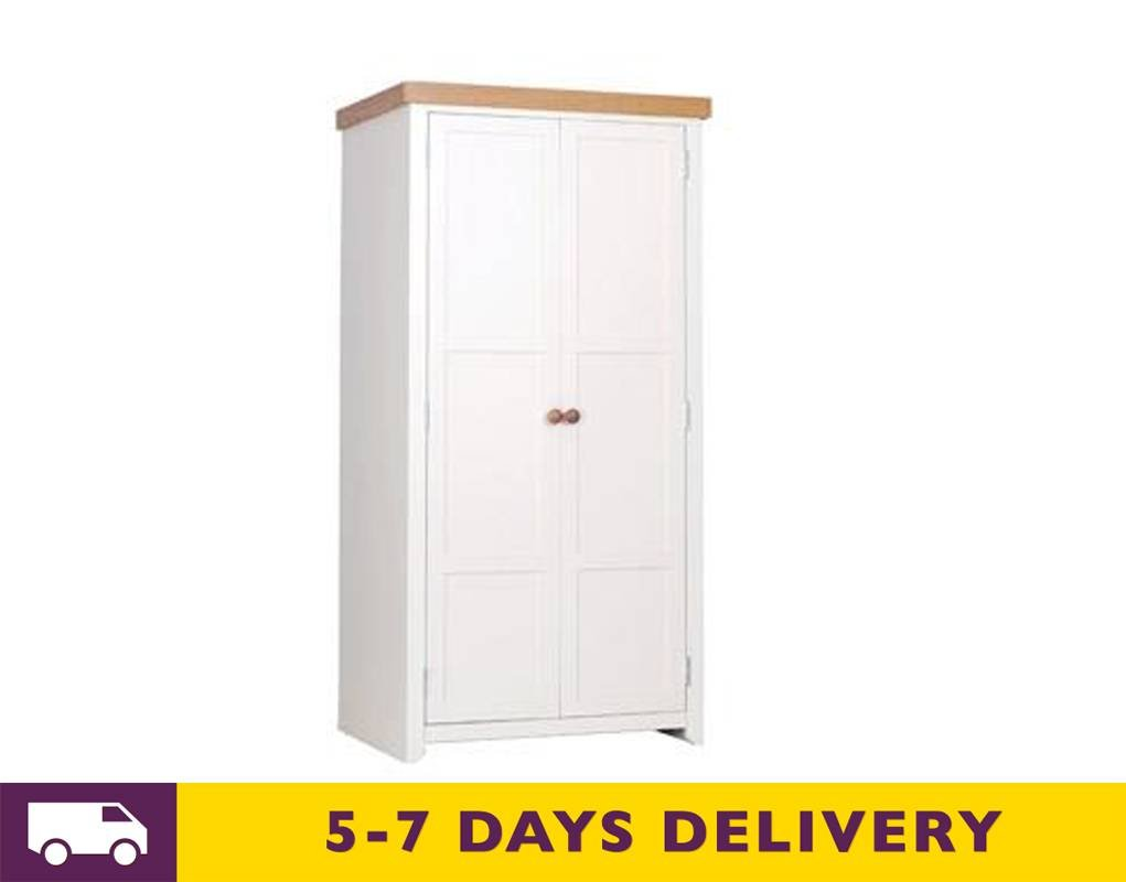 Core Products JA380 2 Door Wardrobe       reviews and more information