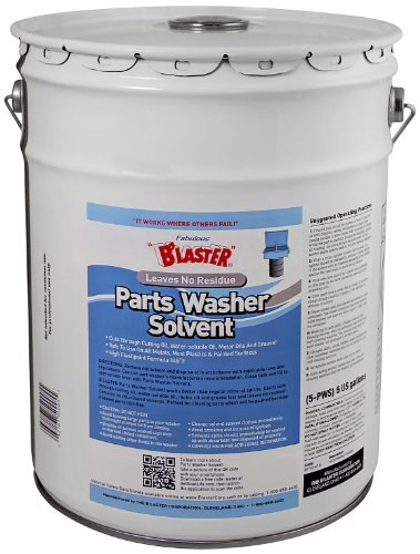 B'laster - 5-PWS - Parts Wash Solvent - 5-Gallon (Solvent Based Parts Washer compare prices)