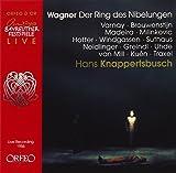ワーグナー : 楽劇 「ニーベルングの指環」 (全曲) (Richard Wagner : Der Ring des Nibelungen / Hans Knappertsbusch) (13CD Box) [輸入盤]