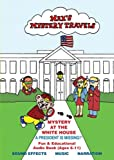 Mystery at the White House: A President is Missing (MAX's Mystery Travels)