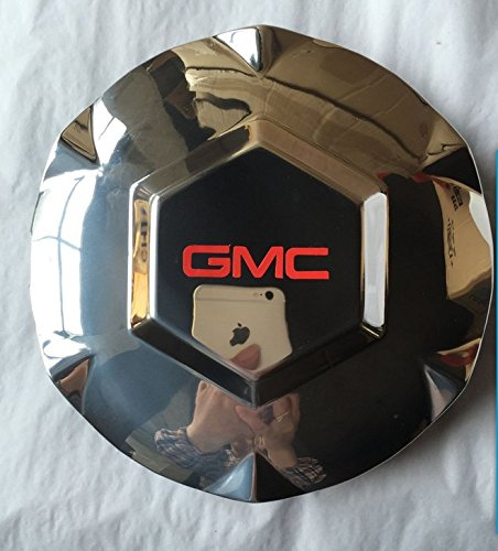 brand-new-1-piece-gmc-envoy-xl-xuv-polished-17-wheel-center-hub-caps-2002-2003-2004-2005-2006-2007-9