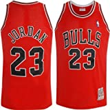 Mitchell & Ness Chicago Bulls Michael Jordan 1997-98 Authentic Road Jersey