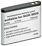 Wentronic 75982-GB Replacement Battery for Nokia 8800/8801