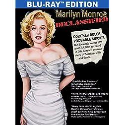Marilyn Monroe Declassified [Blu-ray]