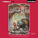 Agatha H. and the Voice of the Castle Audiobook by Phil Foglio, Kaja Foglio Narrated by Angela Dawe