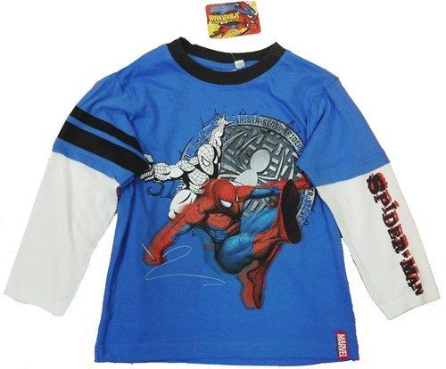 Spiderman Boys Long Sleeve Top