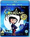 Coraline (Blu-ray 3D) [2009] [Region Free]