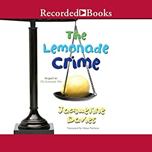 Lemonade Crime Audiobook