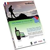 Garmin Topo France v3 Nord-Est Pro Cartes de randonnée numériques...