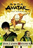 Avatar The Last Airbender - Book 2 Earth, Vol. 4 (Bilingual) [Import]