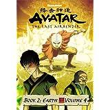 Avatar The Last Airbender - Book 2 Earth, Vol. 4 ~ Zach Tyler