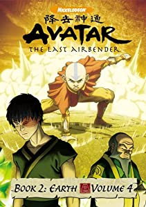 Avatar The Last Airbender - Book 2 Earth, Vol. 4
