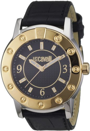 Just Cavalli Gents Watch Just Time Crystal Gant R7251161025