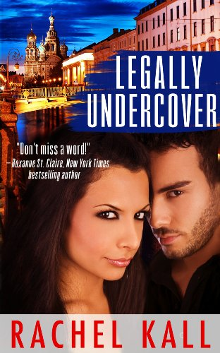 Book: Legally Undercover by Rachel Kall