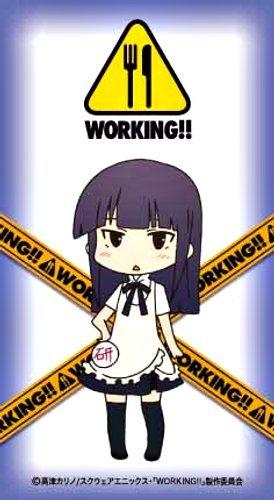 キャラクターメールブロックコレクション3.2 WORKING!! 山田葵