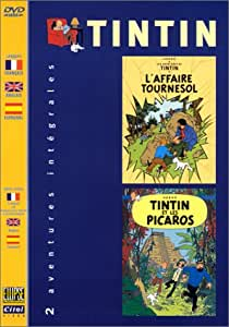 Les Aventures de Tintin : L'Affaire Tournesol / Les Aventures de Tintin et les Picaros
