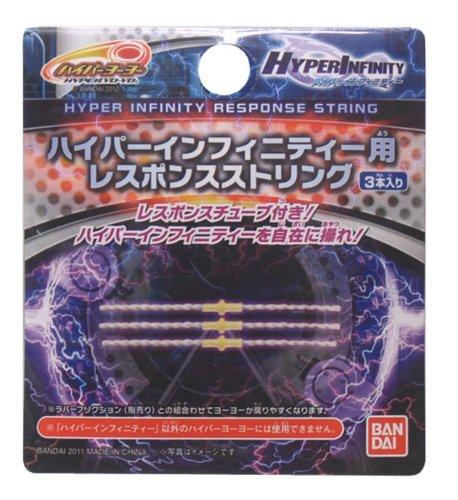 Hyper Hyper Yo-Yo Infinity for response string - 1