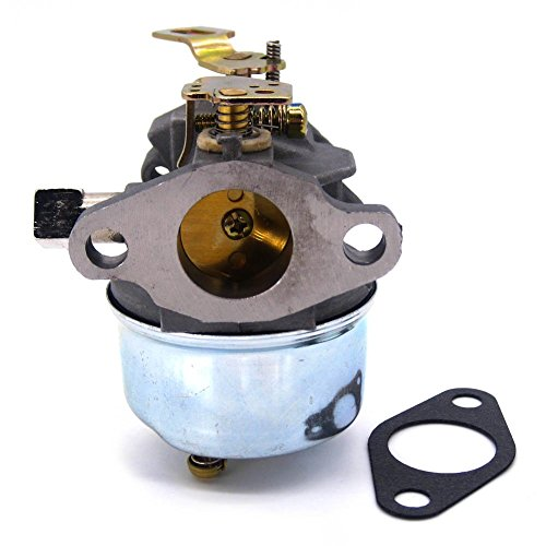 NIMTEK New Carburetor for Tecumseh 640298 fits OH195SA 5.5 hp / OHSK70 7 hp Engine (7 Hp Tecumseh Engine compare prices)