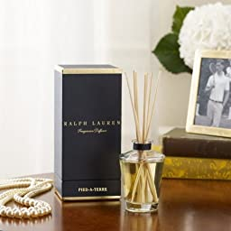 Ralph Lauren Home Fragrance Diffuser 4.2 Fl Oz Gift Boxed Pied-a-terre