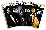 Jazz Casual - 3-Pack Vol. 1 (Count Basie, Carmen McRae, John Coltrane) [VHS] [Import]