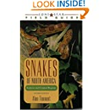 Snakes of North America: Eastern and Central Regions (Lone Star Field Guide)