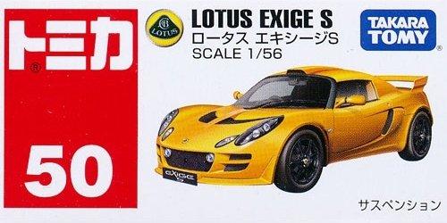 50 TOMY Tomica #50 Lotus Exige S 1 :56