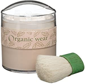 Physicians Formula Organic Wear 100% Natural Loose Powder, Beige Organics, 0.77-Ounces Jar