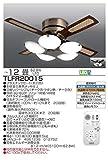 TAKIZUMI(瀧住) シーリングファン 12畳 LEDタイプ TLFR20015