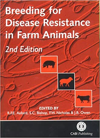 Breeding for Disease Resistance in Farm Animals (Cabi)