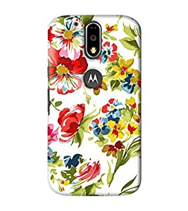 Design Cafe Back Cover for Motorola Moto G4 Plus/ Moto G4