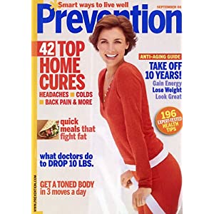 3 Year Prevention Magazine Subscription
