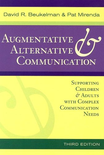 Augmentative & Alternative Communication: Supporting...