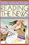 Reading the News (039474649X) by Manoff, Robert K.