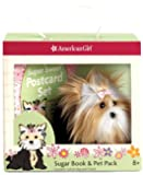 Sugar Book & Pet Package [With Plush Yorkie]