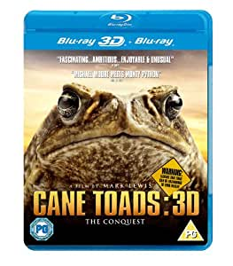 Cane Toads 3D - The Conquest (Blu-ray 3D + Blu Ray)