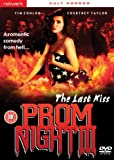 Prom Night III: the Last Kiss [Import anglais]