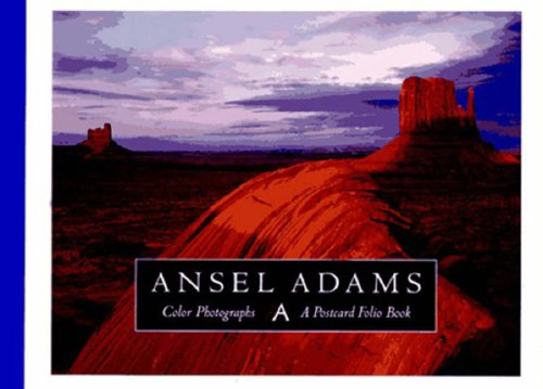 Ansel Adams Postcards Book: No. 4 (Ansel Adams Folio Book Series)
