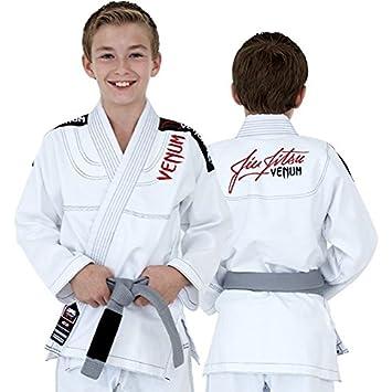 Venum Challenger 2.0 Kids BJJ Gi White